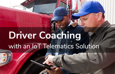 Driver Coaching with IoT Telematics