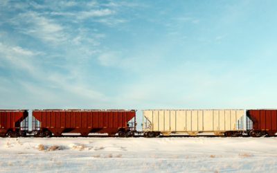 Compete with Trucking: Providing Rail Shippers with Real-Time Data