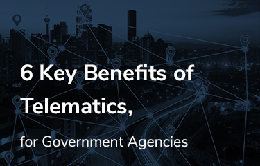 6 Benefits of Telematics for Government