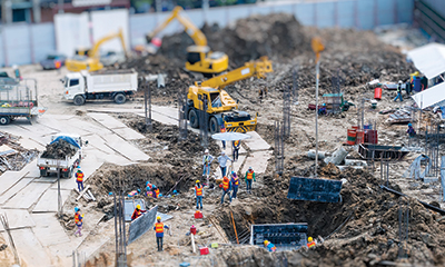 The Competitive Advantage of a Connected Jobsite with BSM Technologies