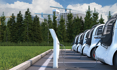 Are Hybrid and Electric Vehicles the Right Choice for your Fleet?